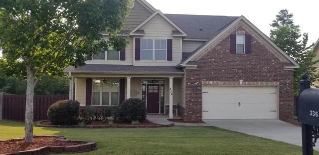 336 Amersham Way, Evans, GA 30809 (MLS #458112) :: Melton Realty Partners