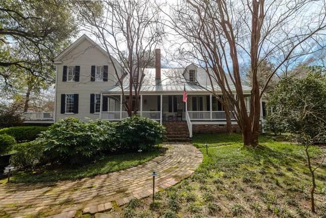 2150 Battle Row, Augusta, GA 30904 (MLS #458157) :: Southeastern Residential