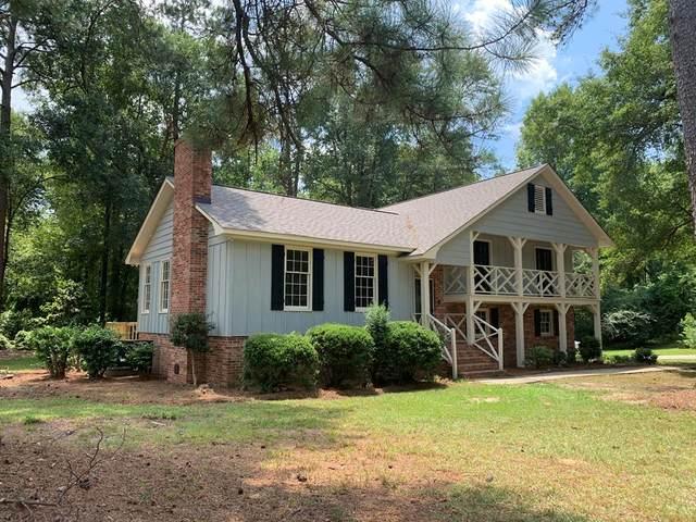 267 Pine Haven Road, Barnwell, SC 29812 (MLS #458181) :: The Starnes Group LLC