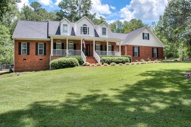 311 Deer Springs Road, Clarks Hill, SC 29821 (MLS #458207) :: Shannon Rollings Real Estate