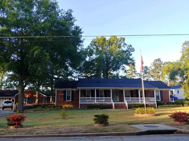 408 Stone Street, Wrens, GA 30833 (MLS #458239) :: REMAX Reinvented   Natalie Poteete Team