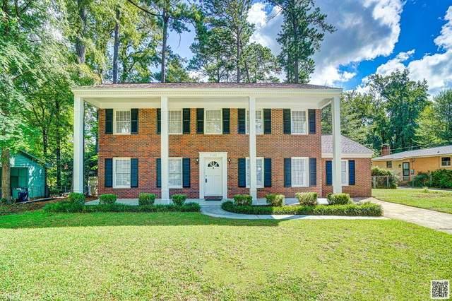 3123 Ramsgate Road, Augusta, GA 30909 (MLS #458256) :: The Starnes Group LLC
