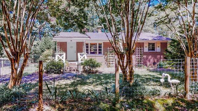 594 Oakdale Road, Johnston, SC 29832 (MLS #458274) :: Young & Partners