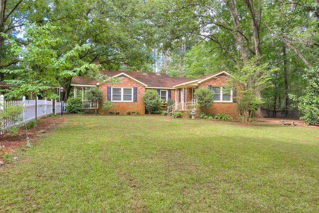 2207 Augusta Hwy, Lincolnton, GA 30817 (MLS #458427) :: The Starnes Group LLC