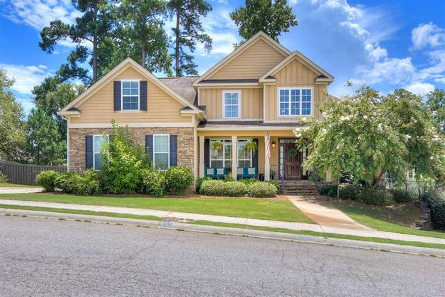 457 Buxton Lane, Evans, GA 30809 (MLS #458465) :: Young & Partners