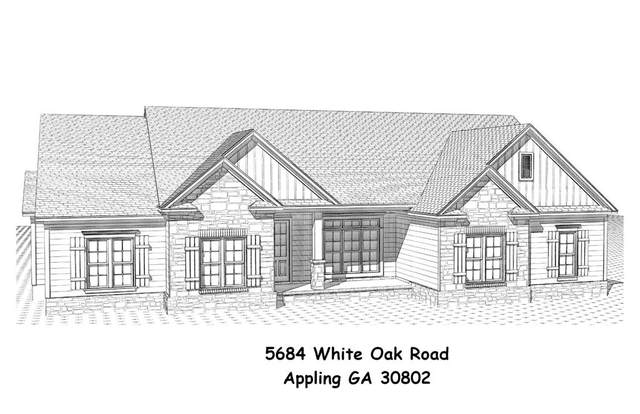 5684 White Oak Road, Appling, GA 30802 (MLS #458484) :: For Sale By Joe | Meybohm Real Estate