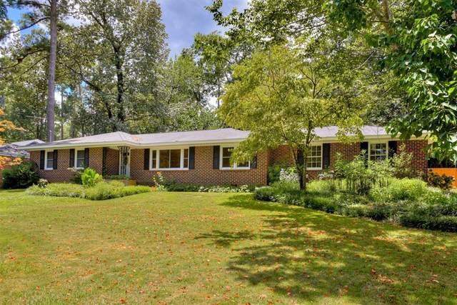 416 Sheffield Circle, Augusta, GA 30909 (MLS #458489) :: For Sale By Joe | Meybohm Real Estate