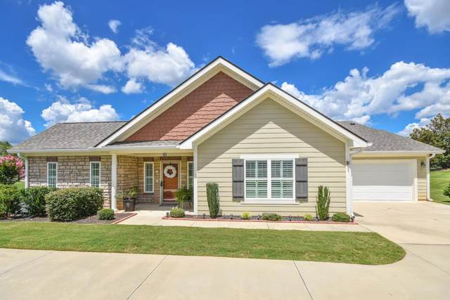 159 Harvest Lane, Aiken, SC 29803 (MLS #458494) :: Young & Partners