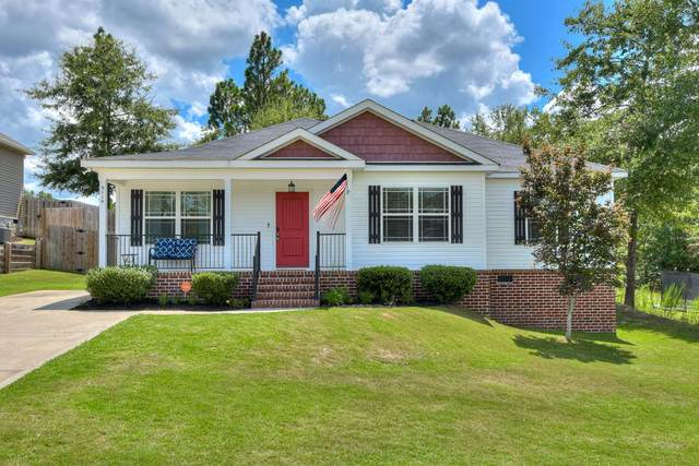 5114 Trickling Creek Drive, Graniteville, SC 29829 (MLS #458496) :: Shannon Rollings Real Estate