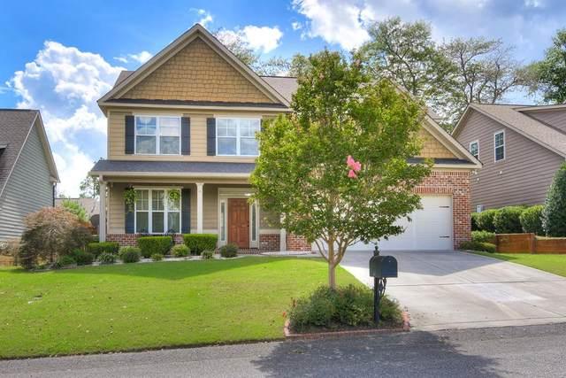 204 Dominion Drive, Aiken, SC 29803 (MLS #458518) :: Shannon Rollings Real Estate