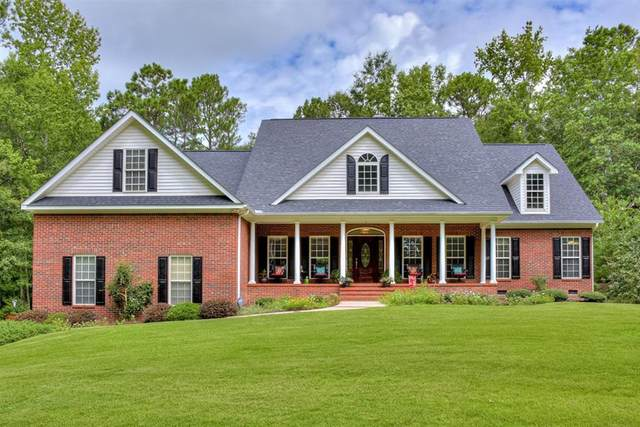 1240 Grasmere Court, Aiken, SC 29803 (MLS #458527) :: Shannon Rollings Real Estate