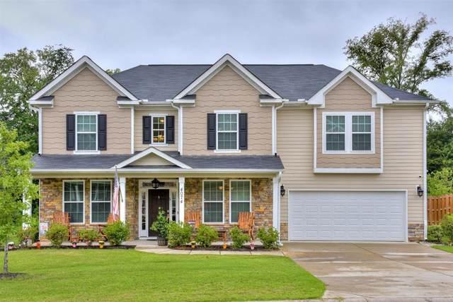 4074 Ellington Drive, Grovetown, GA 30813 (MLS #458544) :: Tonda Booker Real Estate Sales