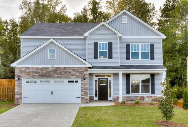 151 Swinton Pond Road, Grovetown, GA 30813 (MLS #458553) :: RE/MAX River Realty
