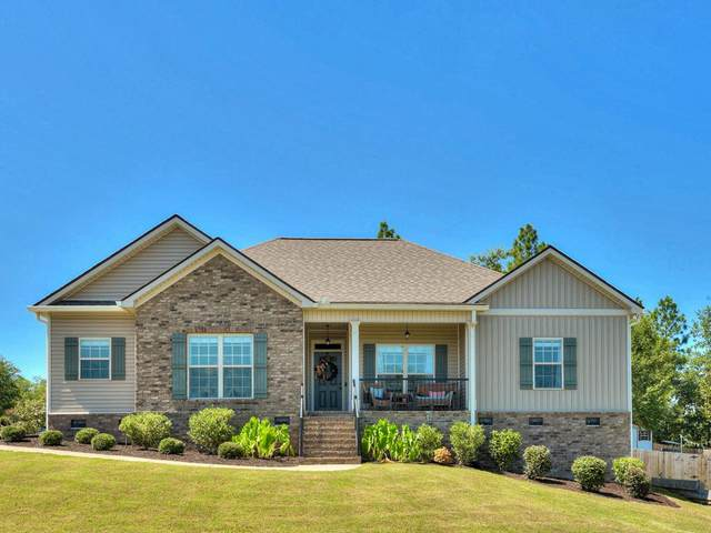 5124 Trickling Creek Drive, Graniteville, SC 29829 (MLS #458576) :: Shannon Rollings Real Estate