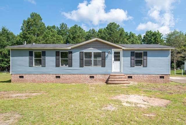 1295 Old Kimbill Trail Road, Aiken, SC 29805 (MLS #458584) :: Young & Partners