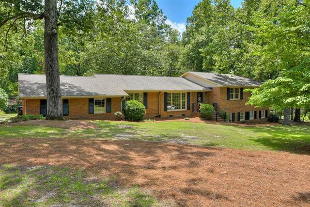 4085 Pheasant Run Drive, Aiken, SC 29803 (MLS #458604) :: Shannon Rollings Real Estate