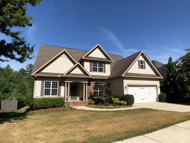 907 Napiers Post Drive, Evans, GA 30809 (MLS #458620) :: Young & Partners