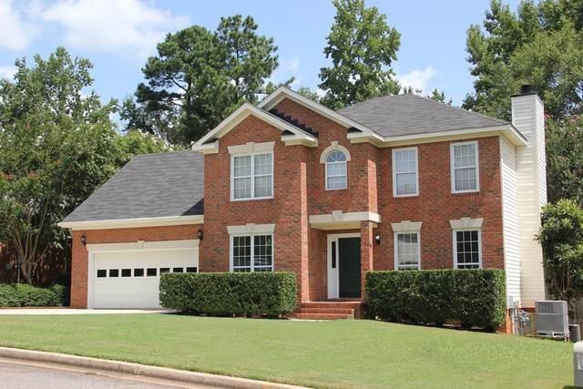 4123 Saddle Horn Drive, Evans, GA 30809 (MLS #458625) :: Southeastern Residential