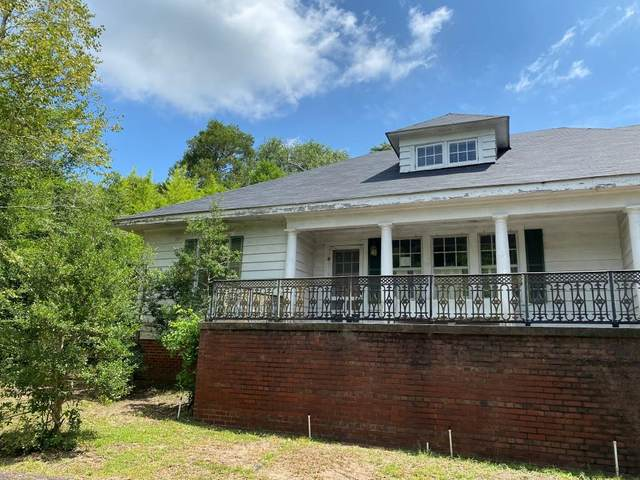 3305 Colonial Drive, Aiken, SC 29801 (MLS #458647) :: Young & Partners
