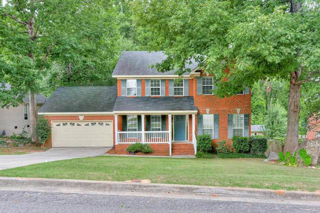535 Oak Brook Drive, Martinez, GA 30907 (MLS #458650) :: The Starnes Group LLC
