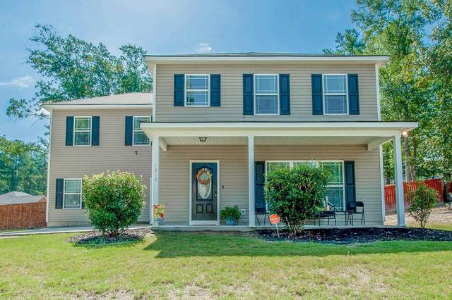 1018 Bubbling Springs Drive, Graniteville, SC 29829 (MLS #458663) :: Young & Partners