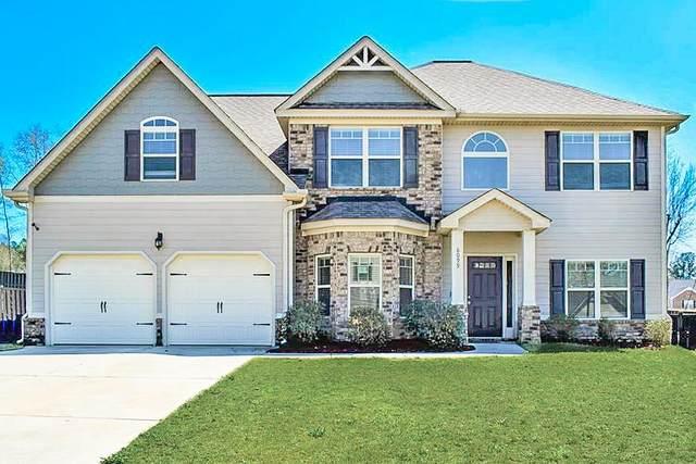 6099 Rye Field Road, Aiken, SC 29801 (MLS #458680) :: Melton Realty Partners