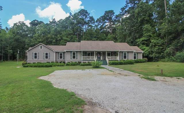 972 Forest Drive, Harlem, GA 30814 (MLS #458687) :: Tonda Booker Real Estate Sales