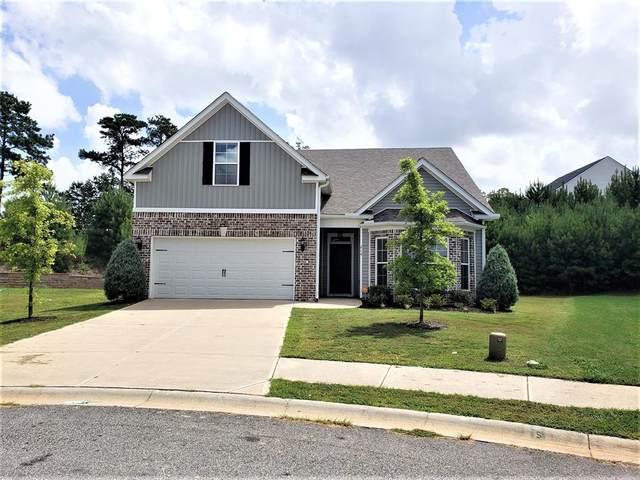 214 Hazelwood Court, Grovetown, GA 30813 (MLS #458689) :: Southeastern Residential