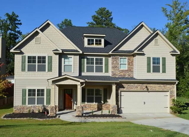 8530 Crenshaw Drive, Grovetown, GA 30813 (MLS #458704) :: Southeastern Residential