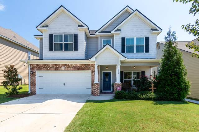 231 Tulip Drive, Evans, GA 30809 (MLS #458706) :: Southeastern Residential