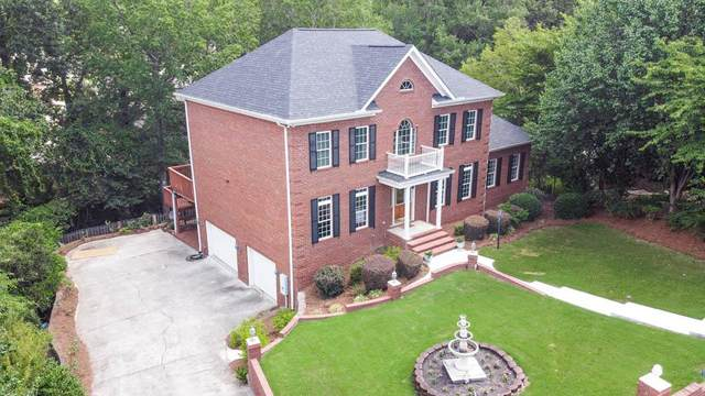 708 Fosters Court, Evans, GA 30809 (MLS #458719) :: Southeastern Residential