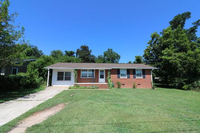 110 Swathmore Avenue, North Augusta, SC 29841 (MLS #458722) :: Young & Partners