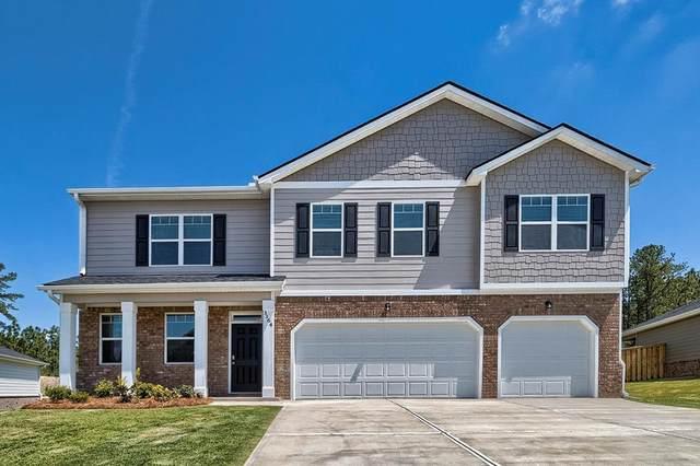 3208 White Gate Loop, Aiken, SC 29081 (MLS #458723) :: Southeastern Residential