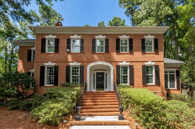 44 Conifer Circle, Augusta, GA 30909 (MLS #458736) :: Southeastern Residential