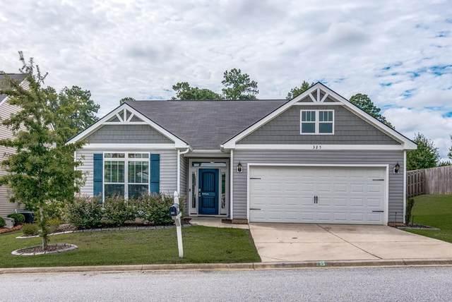 325 Crown Heights Way, Grovetown, GA 30813 (MLS #458737) :: Southeastern Residential