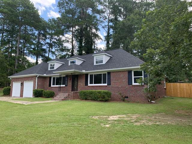 538 Addison Street, Edgefield, SC 29824 (MLS #458777) :: RE/MAX River Realty