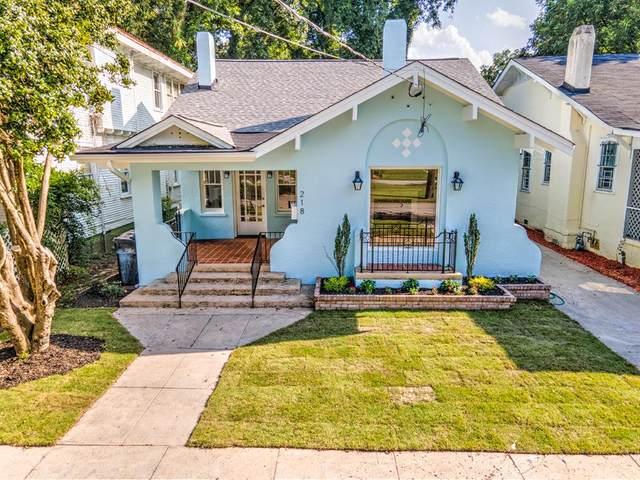 218 Broad Street, Augusta, GA 30901 (MLS #458778) :: Southeastern Residential