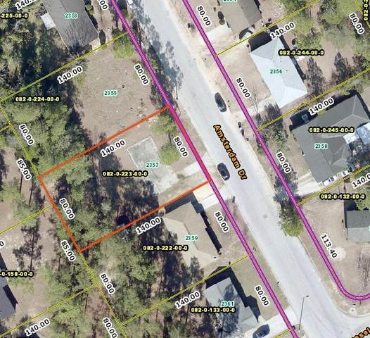 2357 Amsterdam Drive, Augusta, GA 30906 (MLS #458794) :: Shannon Rollings Real Estate