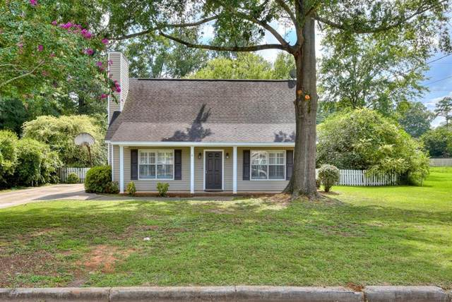 2608 National Woods Drive, Augusta, GA 30904 (MLS #458813) :: RE/MAX River Realty