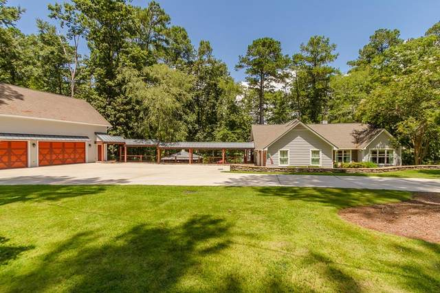 1015 Blackfoot Road, Lincolnton, GA 30817 (MLS #458817) :: Shannon Rollings Real Estate