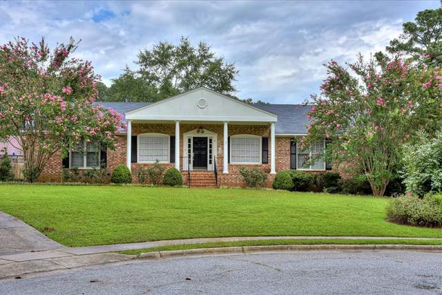 708 Woodgate Court, Augusta, GA 30909 (MLS #458857) :: RE/MAX River Realty