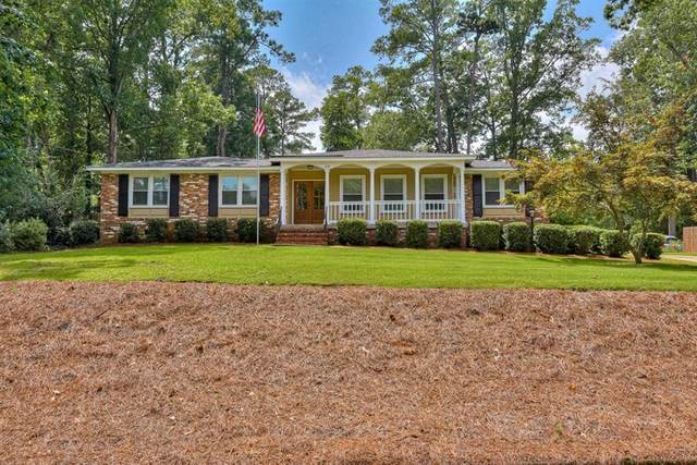 404 Sheffield Circle, Augusta, GA 30909 (MLS #458858) :: The Starnes Group LLC