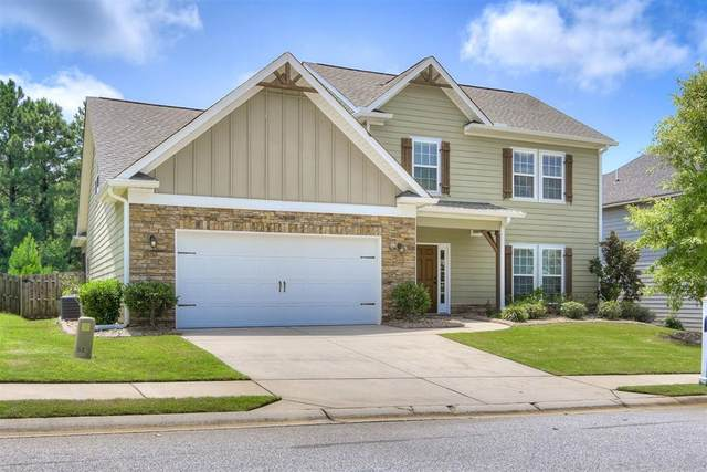 3822 Berkshire Way, Grovetown, GA 30813 (MLS #458873) :: REMAX Reinvented | Natalie Poteete Team