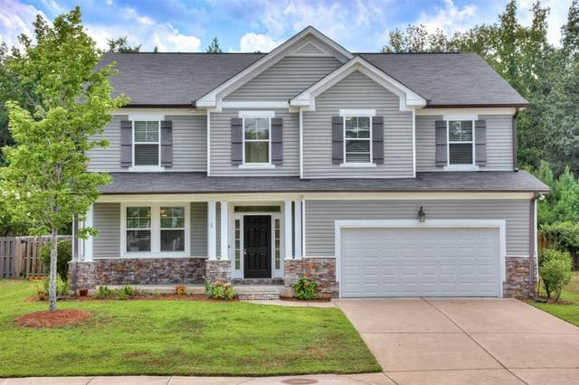 1030 Lancaster Way, Grovetown, GA 30813 (MLS #458875) :: REMAX Reinvented | Natalie Poteete Team