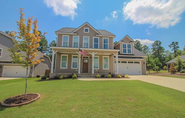 5788 Whispering Pines Way, Evans, GA 30809 (MLS #458884) :: Young & Partners