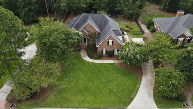 114 Steeple Ridge Road, Aiken, SC 29803 (MLS #458890) :: Young & Partners