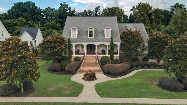 435 River North Drive, North Augusta, SC 29841 (MLS #458894) :: Young & Partners