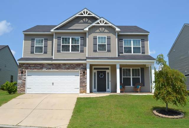 411 Millwater Court, Grovetown, GA 30813 (MLS #458908) :: Young & Partners