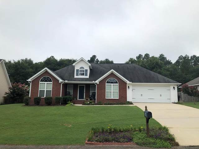 8024 Canary Lake Road, North Augusta, SC 29841 (MLS #458912) :: Young & Partners