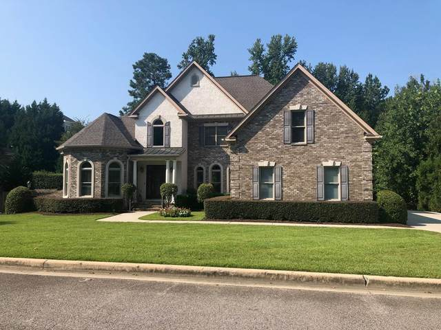 3527 Greenway Drive, Evans, GA 30809 (MLS #458920) :: Young & Partners